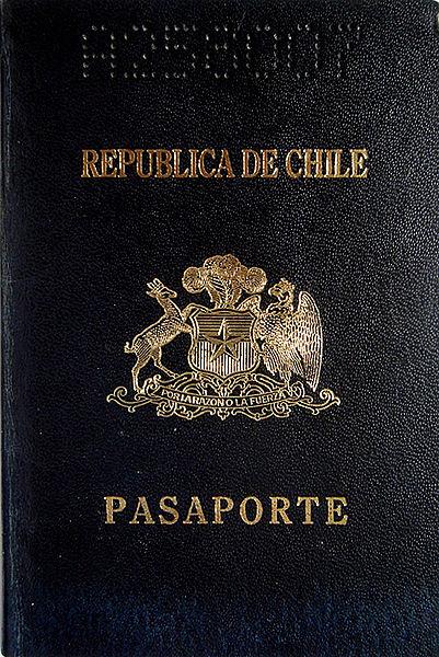 パスポートチリ