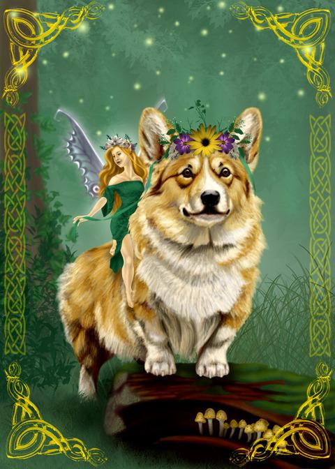 The Fairy Saddle Legend