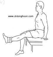 膝,リハビリ運動,キクサ,李東訓(イドンフン)教授,身長手術3