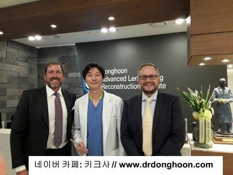 ストライド,骨延長再建病院,李東訓教授,Donghoon,身長手術,四肢延長
