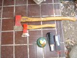 クサビと斧