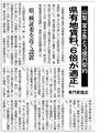東京新聞 富士急