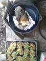 タケノコ蒸し焼き2