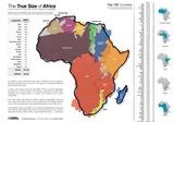 アフリカ面積