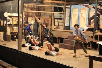 歌舞伎練習