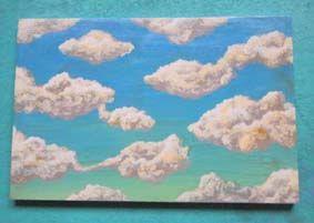 雲さんパネル