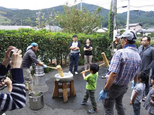 14稲刈り(3)