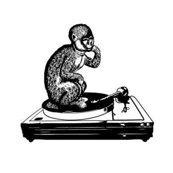 猿小屋ロゴ