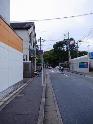正門遠望 - コピー