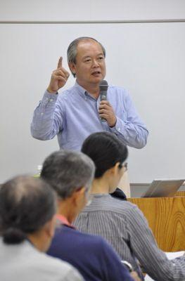コピー渋澤寿一氏