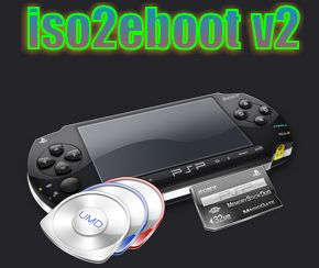 Large PSP .ISO to EBOOT.PBP