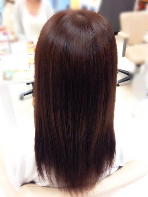 美容師のヘアースタイル☆