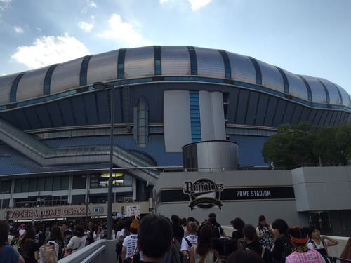 EXILELIVE行ってきました!!