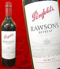 6本setフランス メルロー2009 Penfolds RAWSON'S