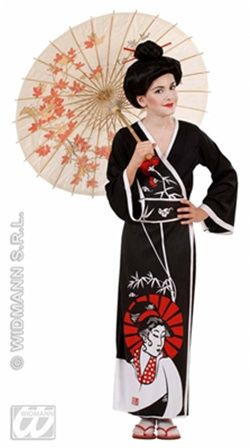 carnavalspak-geisha