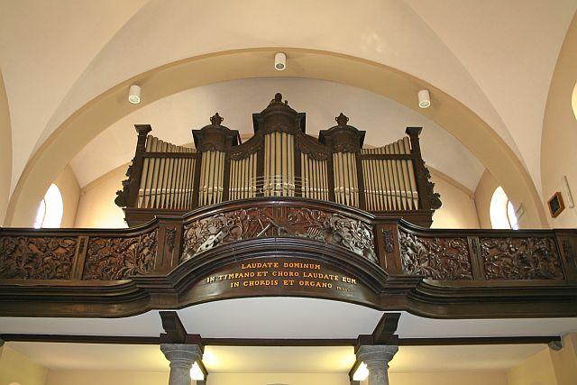 orgel -s-kerk