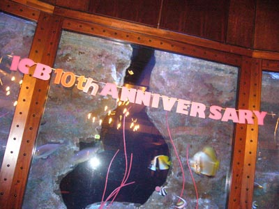 10周年記念PARTY ありがとうございました!