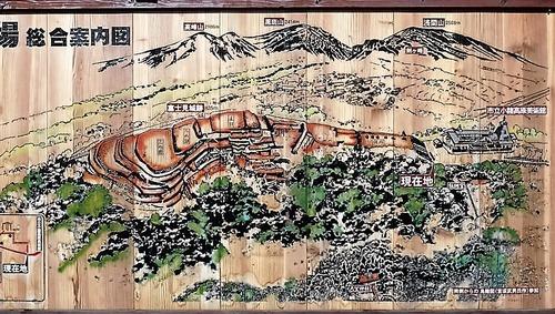 小諸 飯綱山富士見城