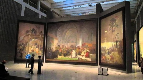 プラハ国立美術館