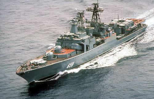 露ウダロイ級アドミラル・クラコフRS