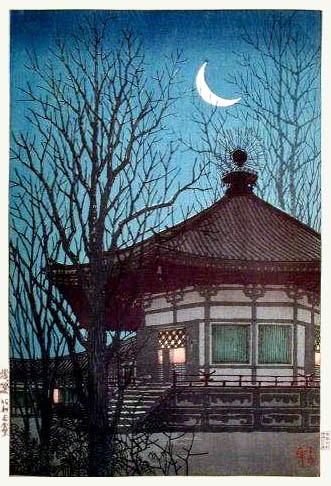 上原古年 pagoda