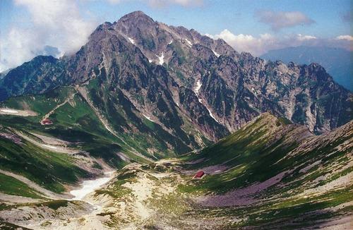 9519884 剣岳