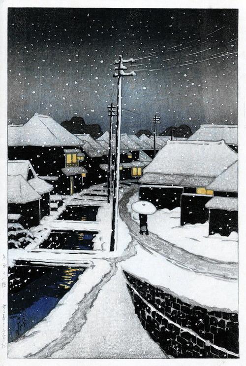 1  雪 7 大