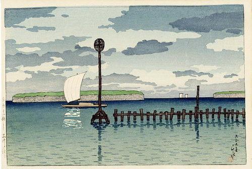 品川沖 T9 1920