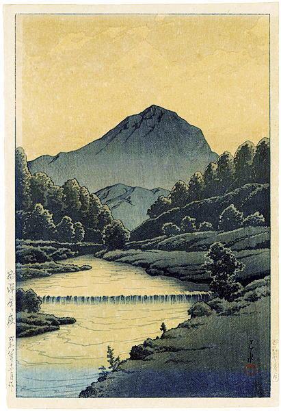 飛騨 釜ケ嶽 S8 1933  ok