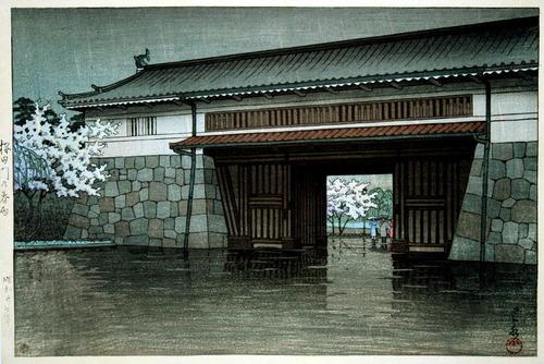 桜田門之春雨 s