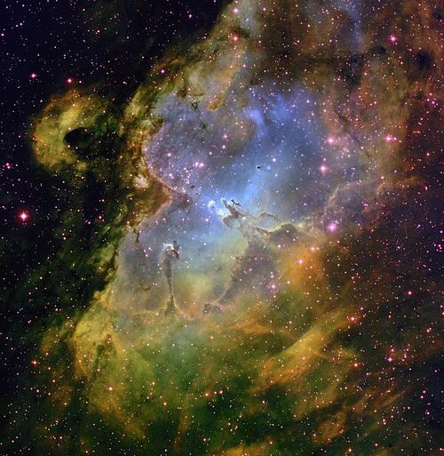 Eagle Nebula(N16)
