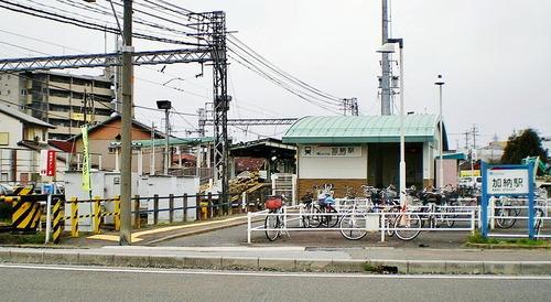 53 名鉄名古屋本線 加納駅