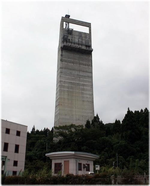 石崎無線中継所タワー