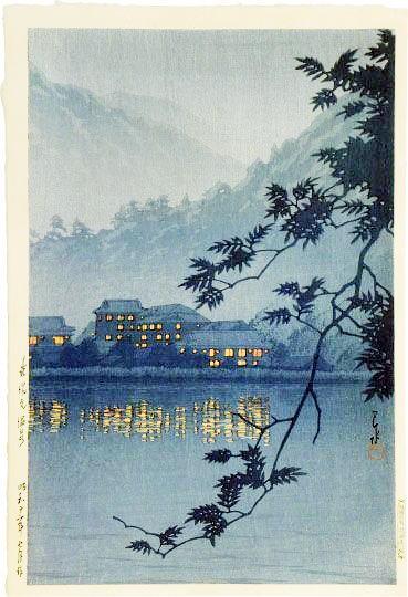 0-1 日光 湯元温泉 S12 1937  正