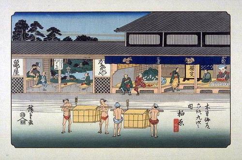 60 柏原 Kashiwabara