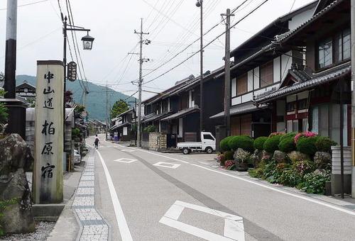 60 柏原 Wikipedia よりKasiwabara
