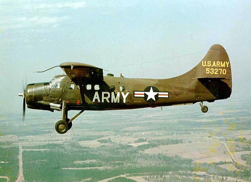 US_Army_DeHavilland_U-1A-DH_Otter