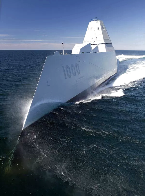 USS ズムウオルト級イージス艦2