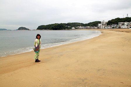 篠島 サンサンビーチ