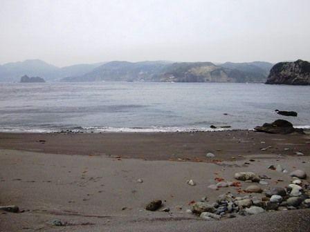 南谷川浜 ビーチ