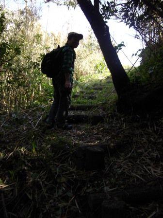 岩地歩道⑦