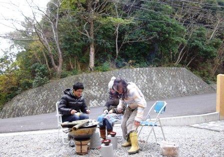 竹でご飯④