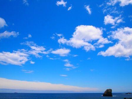 海がきれい過ぎる!!