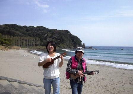 海レレ 弓ヶ浜