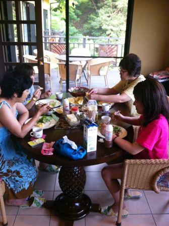 朝食 2014-05-31