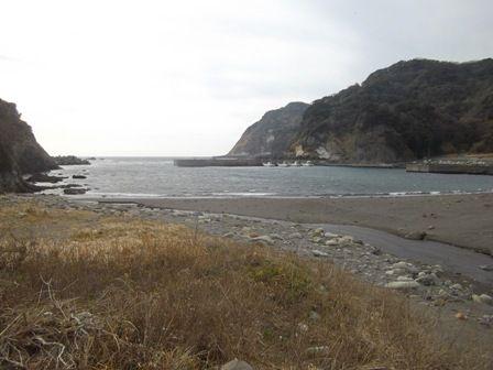 入間海水浴場①
