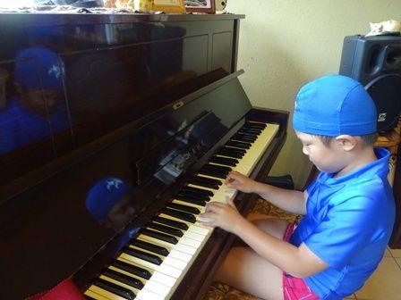 そうすけくん ピアノ