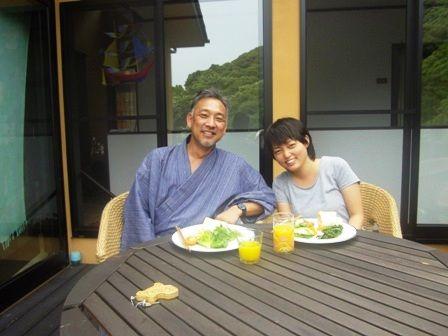 河村さん朝食