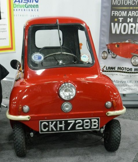 1965 peel p-50-1