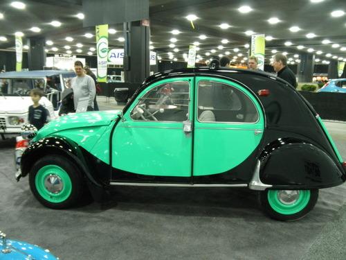 1963 citroen 2vc-4
